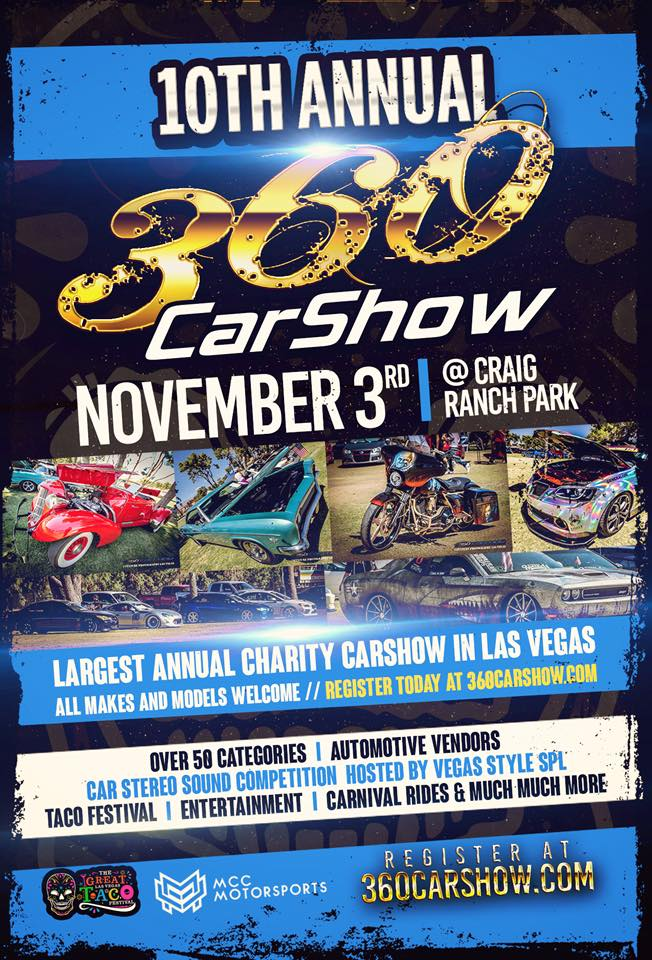 Th Annual Carshow Off The Jacks - Car show categories