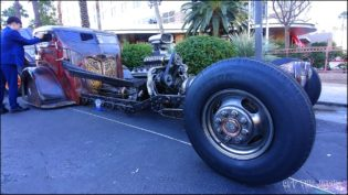 Resurgence Rat Rod SEMA 2018